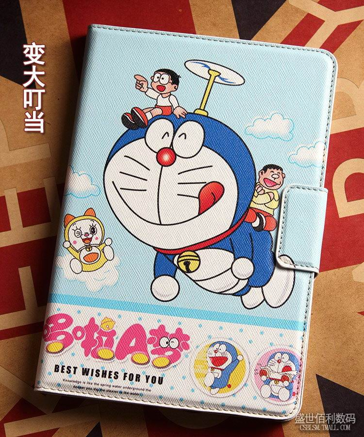 becomes large doraemon: