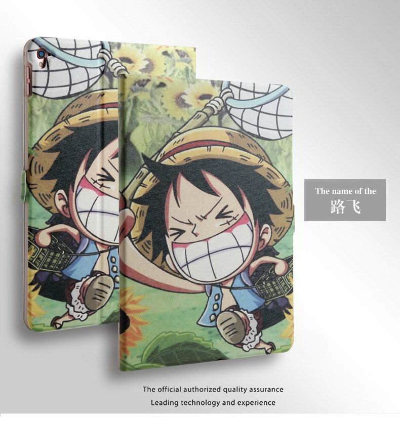 iPad protective case with cartoon patter for Apple iPad Mini 3, iPad Mini 4, iPad Air 1, iPad Air 2, iPad Pro 9. 7 inch