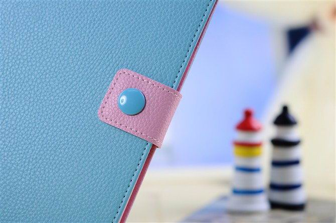 iPad save with turquoise and pink pattern, with rotation stand for Apple iPad 2, iPad 3, iPad 4, iPad Mini 1, iPad Mini 2, iPad Mini 3, iPad Mini 4, iPad Air 1, iPad Air 2