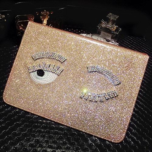 apple ipad cover with rhinestone big eyes for ipad 2 ipad 3 ipad 4 ipad air 1 ipad air 2 apple ipad mini 1 ipad mini 2 ipad mini 3 0