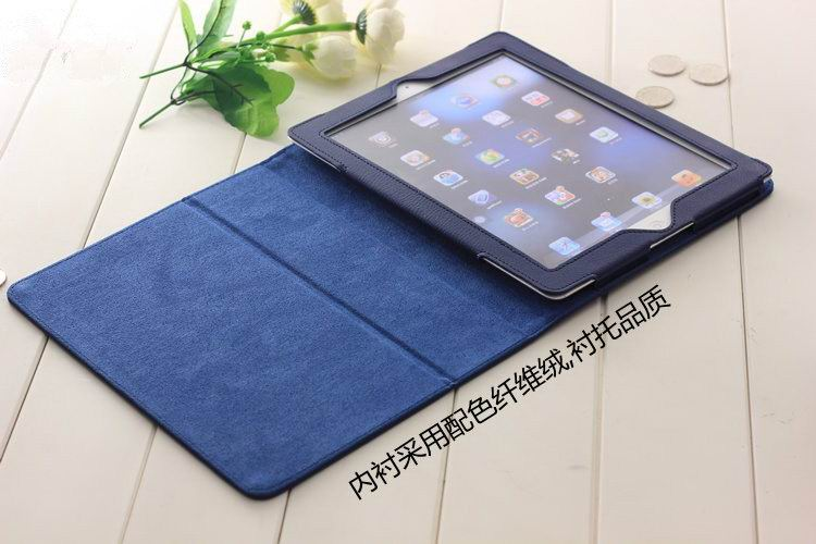 Apple IPad protective case with stand for iPad Mini 1, iPad Mini 2, iPad Mini 3, iPad Mini 4, iPad 2, iPad 3, iPad 4, iPad Air 1, iPad Air 2