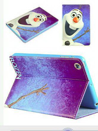 Apple iPad Protective girl case from cartoon Frozen for iPad 2, iPad 3, iPad 4, iPad Air 1, iPad Air 2, iPad Mini 1, iPad Mini 2, iPad Mini 3, iPad Mini 4