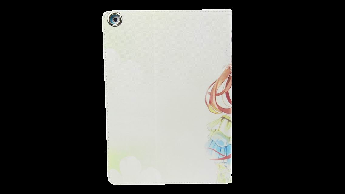 Case with Animation lady manga girl picture for Apple iPad Mini 1, iPad Mini 2, iPad Mini 3, iPad Mini 4, Apple iPad Air 1, iPad Air 2