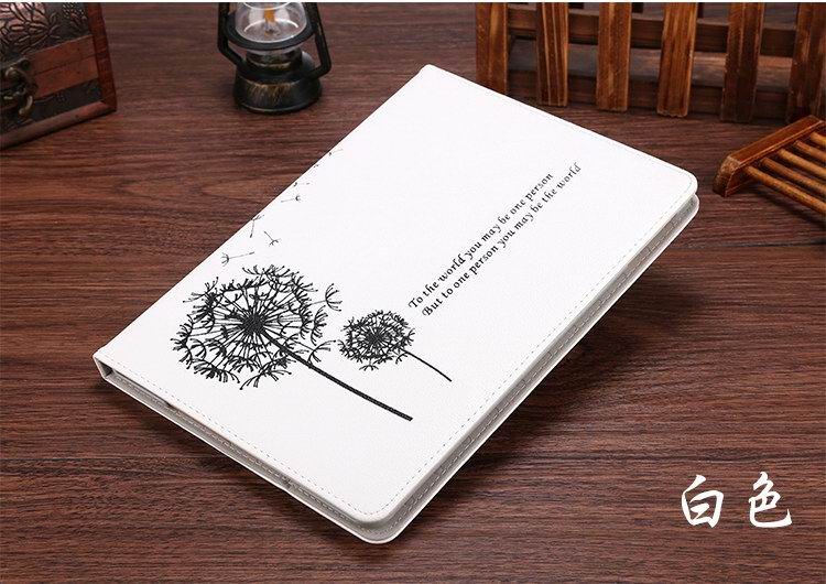 case with dandelion flower illustration amp text for apple ipad mini 1 ipad mini 2 ipad mini 3 ipad mini 4 apple ipad air 1 ipad air 2 apple ipad 2 ipad 3 ipad 4 0