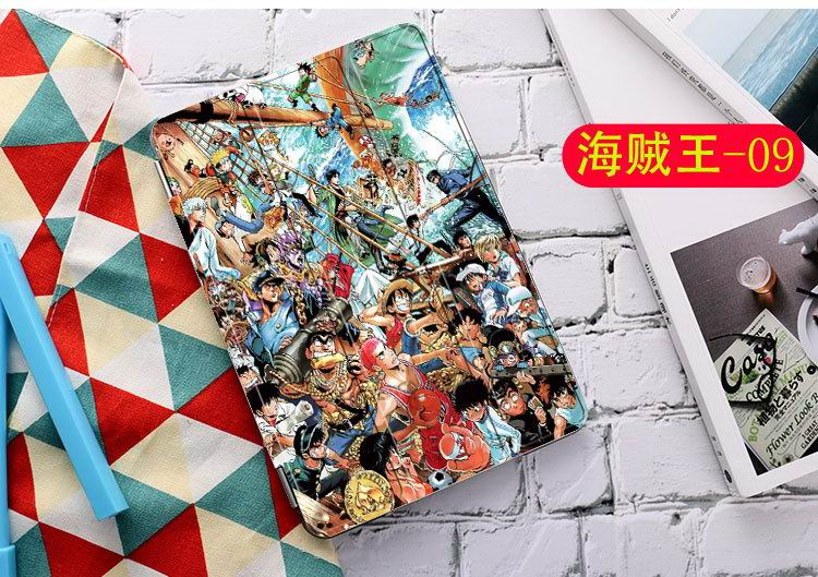 Case with Luffy heroes for Apple iPad Air 2, Apple iPad Mini 1, iPad Mini 2, iPad Mini 3, iPad Mini 4, Apple iPad Pro 9.7 inch
