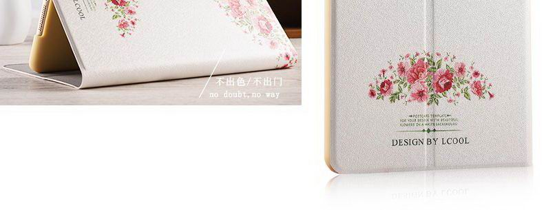 Case with the image of flowers, animals, babies and other for  Apple iPad Mini 1, iPad Mini 2, iPad Mini 3