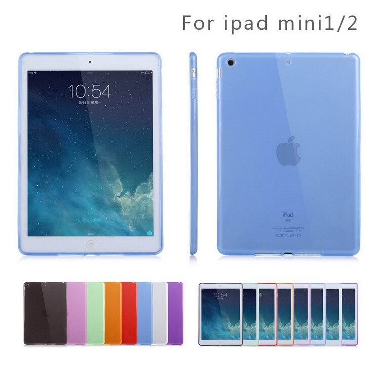 Cover with transparent multicolor pattern for Apple iPad 2, iPad 3, iPad 4, iPad Mini 1, iPad Mini 2, iPad Mini 3, iPad Air 1, iPad Air 2