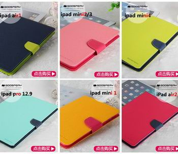 iPad Protective bright case for Apple iPad Air 1, iPad Air 2, Apple iPad 2, iPad 3, iPad 4, Apple iPad Mini 1, iPad Mini 2, iPad Mini 3, iPad Mini 4