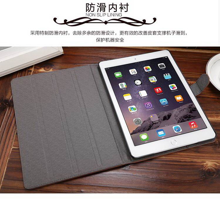 iPad protective business case for Apple iPad Air 1, iPad Air 2, Apple iPad 2, iPad 3, iPad 4, Apple iPad Mini 1, iPad Mini 2, iPad Mini 3