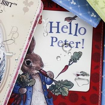 iPad Protective Cartoon case with Peter rabbit for Apple iPad Mini 1, iPad Mini 2, iPad Mini 3, iPad Mini 4