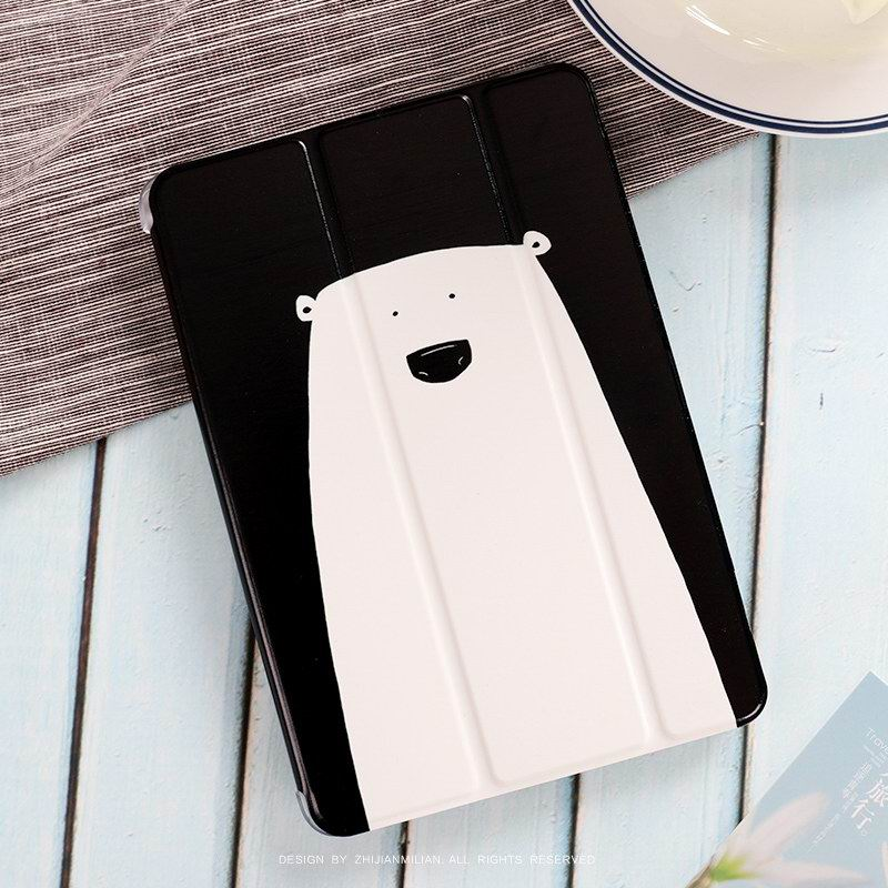 ipad protective cute cartoon case with bears for apple ipad mini 1 ipad mini 2 ipad mini 3 ipad mini 4 apple ipad pro 97 inch apple ipad 2 ipad 3 ipad 4 apple ipad air 1 ipad air 2 0