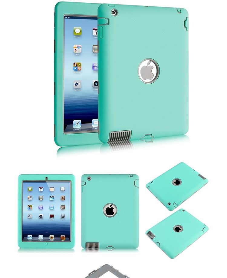 iPad Protective Silicone cover for Apple iPad Mini 1, iPad Mini 2, iPad Mini 3, iPad Mini 4, Apple iPad 2, iPad 3, iPad 4, Apple iPad Air 1, iPad Air 2
