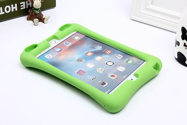 silicone cover with stand for apple ipad air 1 ipad air 2 apple ipad 2 ipad 3 ipad 4 apple ipad mini 1 ipad mini 2 ipad mini 3 ipad mini 4 apple ipad pro 97 inch 0