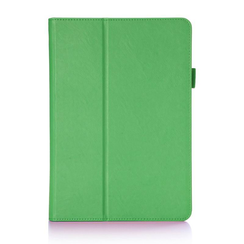 zenpad 3s business case multicolor pattern stand and wirst loop green: