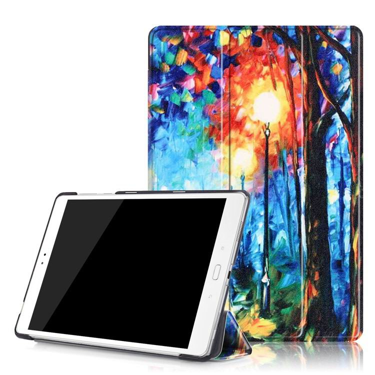 zenpad 3s business case with multi illustrations and stand