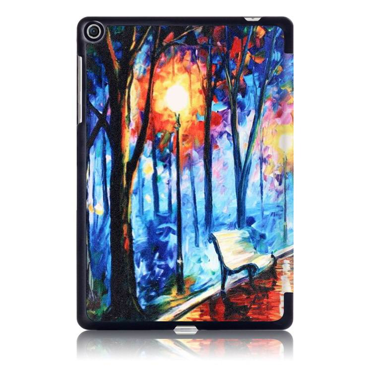 zenpad 3s business case with multi illustrations and stand Twilight tree: