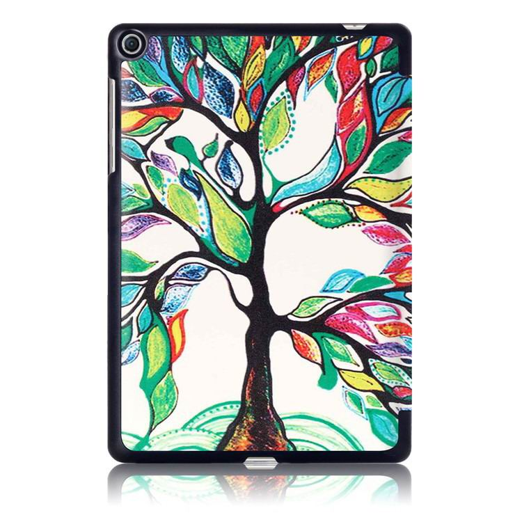 zenpad 3s business case with multi illustrations and stand Happy tree: