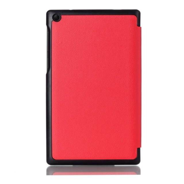 Case ultra-thin with multicolor pattern and stand for tablet Lenovo Tab3 7