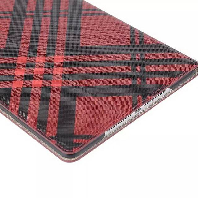 Case with a cage pattern for Apple iPad Air 1, iPad Air 2