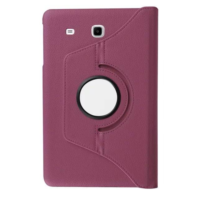 galaxy tab e 8 0 case with business pattern and rotation stand