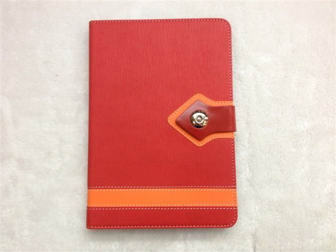 ipad mini 3 case with business style and clasp 1: