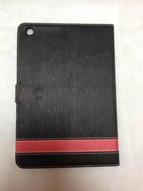 ipad mini 3 case with business style and clasp