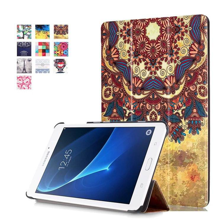 galaxy tab a 7 0 2016 case with business style and multi painting illustrations Tribal: