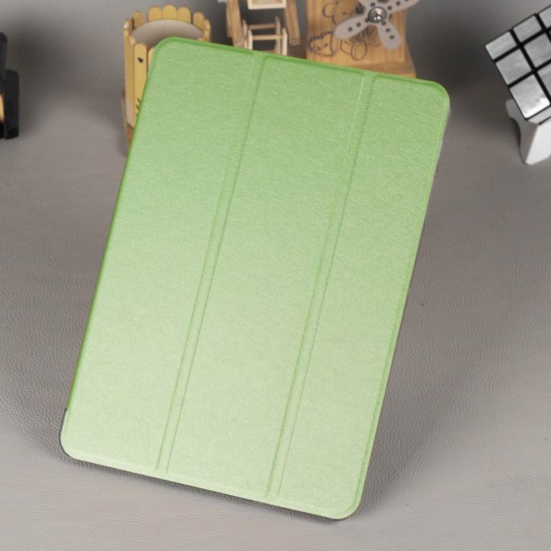 galaxy tab a 7 0 2016 case with business style multicolor pattern transparent cover and stand Green: