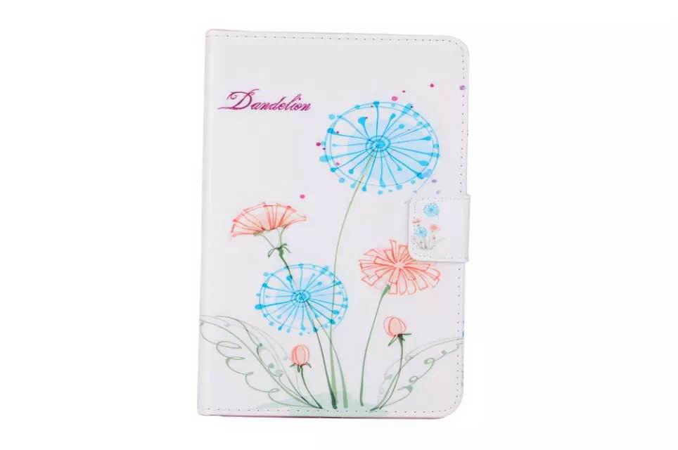 Case with dandelion print for Apple iPad Mini 4