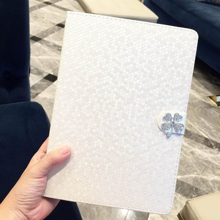 case with flower amp rhinestones for apple ipad 00
