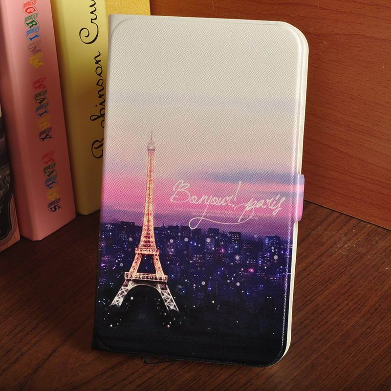 case with multi illustration pattern 00
