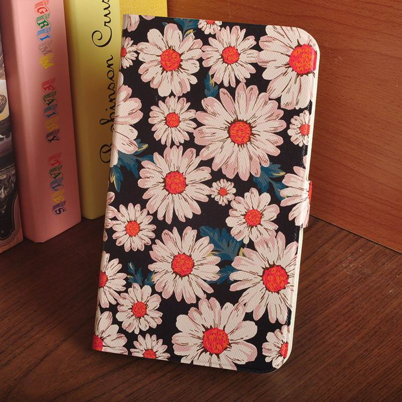 galaxy tab a 7 0 2016 case with multi illustration pattern Daisy: