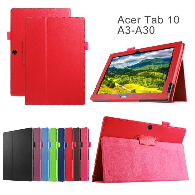 Case with multicolor illustration for Acer tablet Iconia Tab 10 A3-A30 -1375 A500