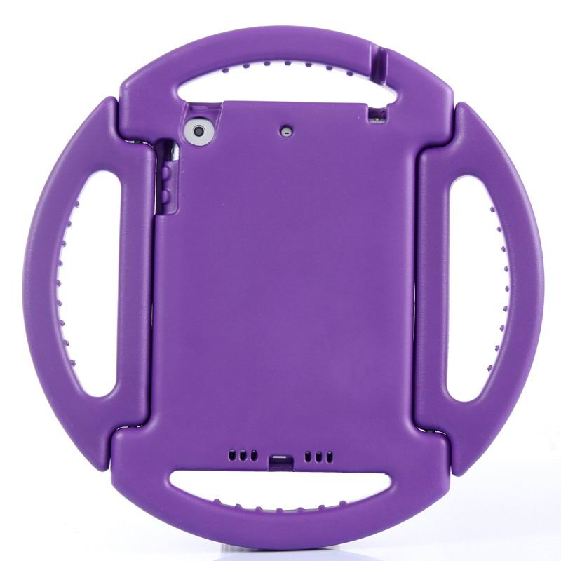 Cover for children made in the form of a car wheel for Apple iPad Mini 1, iPad Mini 2, iPad Mini 3, iPad Mini 4, Apple iPad Air 1, iPad Air 2, Apple iPad 2, iPad 3, iPad 4