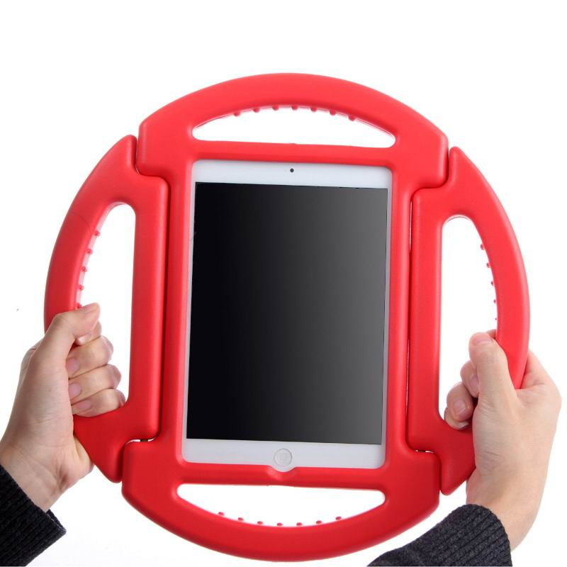 cover for children made in the form of a car wheel for apple ipad 00