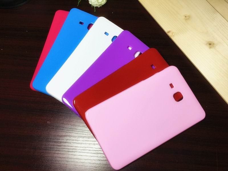 Cover soft, silicone with multicolor pattern for Samsung Galaxy Tab A 7.0 (2016) SM-T280 SM-T285