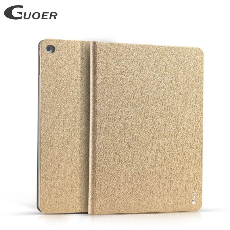 Guoer case with fashion, business style for men for iPad Air 2 tablet