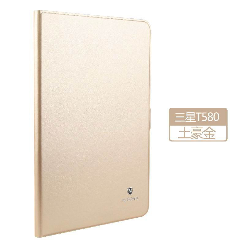 galaxy tab a 10 1 2016 my colors case with business style Tyrant gold: