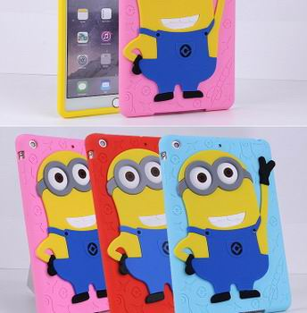 silicone-cover-with-cartoon-picture-of-minion-for-apple-ipad-00