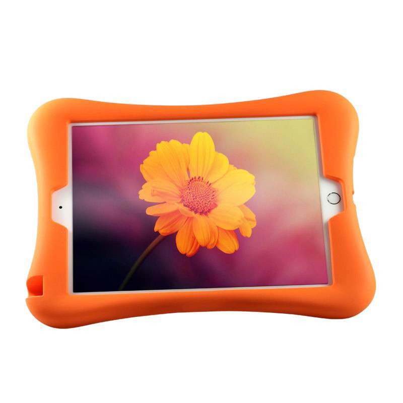 Silicone cover with multicolor pattern for children for iPad Air 2