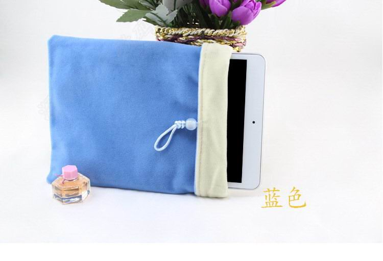Sleeve of bright fabric for  Apple iPad Mini 1, iPad Mini 2, iPad Mini 3, iPad Mini 4
