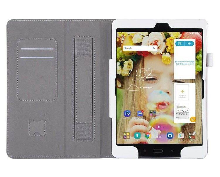 zenpad 3s business case stand and wirst loop White: