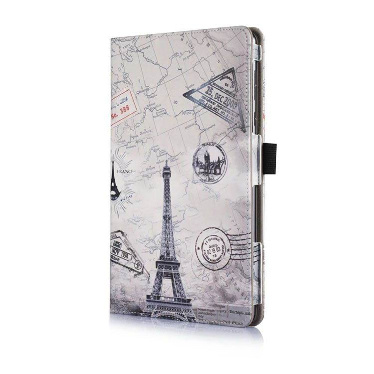 zenpad 3s business cases with illustratinos and stand