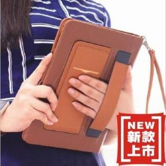 Business leather case with wrist loop for Samsung Galaxy Tab A 10.1 (2016) SM-T580 SM-T585