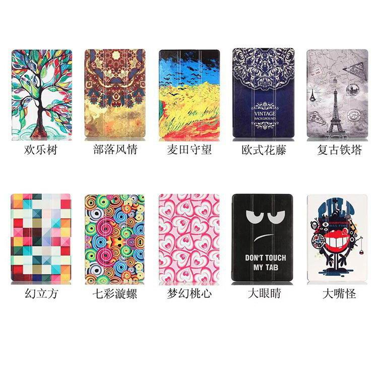 galaxy tab a 10 1 2016 colorful cases with bright patterns pictures