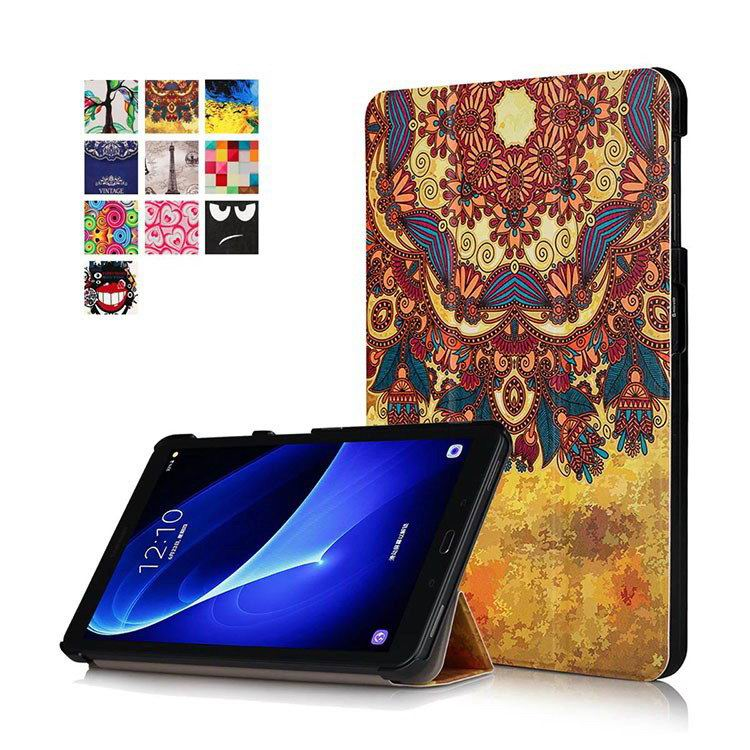 galaxy tab a 10 1 2016 colorful cases with bright patterns pictures Tribal: