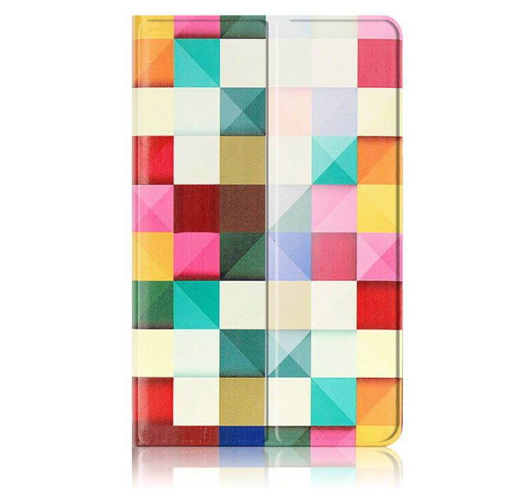 galaxy tab a 10 1 2016 colorful cases with bright patterns pictures Magic cube: