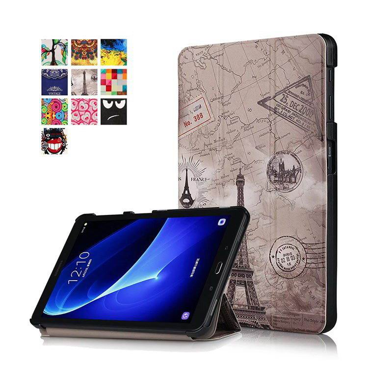 galaxy tab a 10 1 2016 colorful cases with bright patterns pictures Vintage Tower: