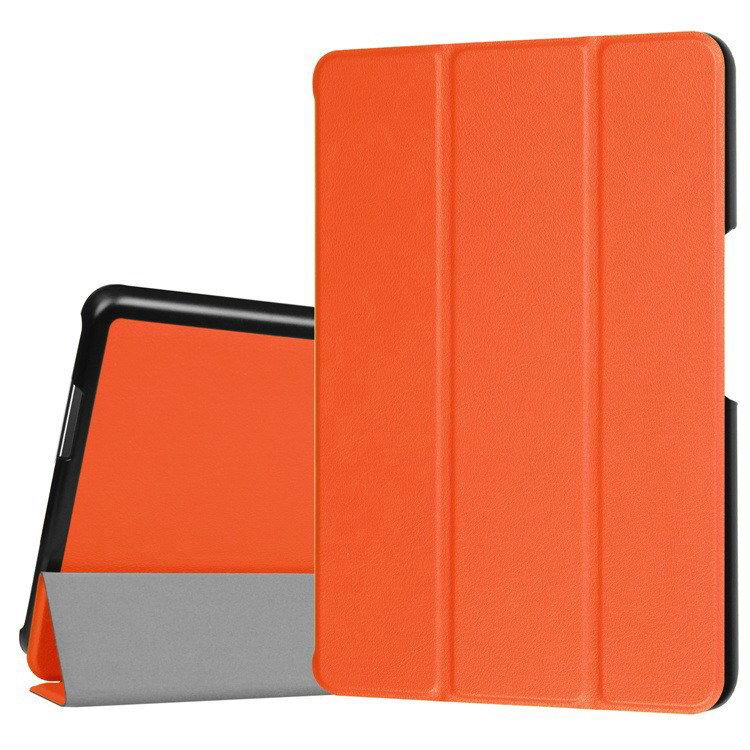 zenpad z8 fashion thin cases business style and multicolor pattern Orange-red: