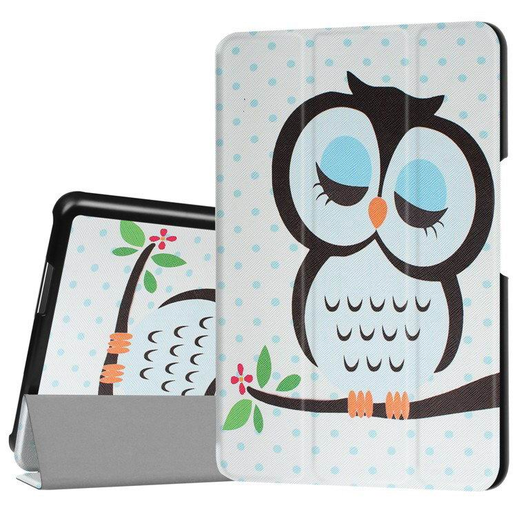 zenpad z8 protective cases cartoon illustrations Owl(gift):